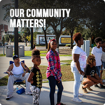 Our Community Matters!